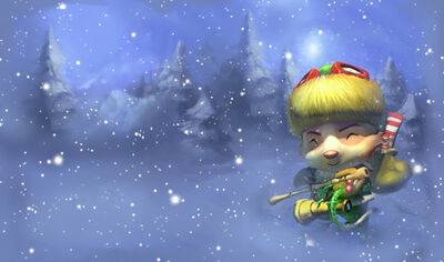Teemo HappyElfSkin old