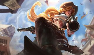 Miss Fortune CowgirlSkin