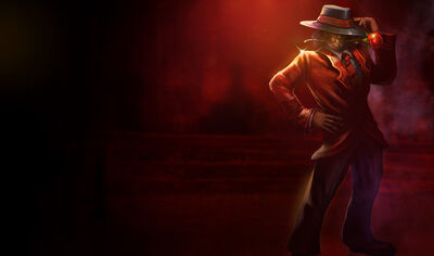 Twisted Fate TangoSkin old