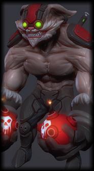 Emptylord Ziggs Titan