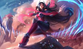 Irelia OriginalSkin