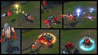 Lee Sin Knockout Screenshots