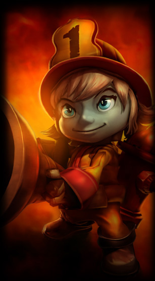 Tristana FirefighterLoading old