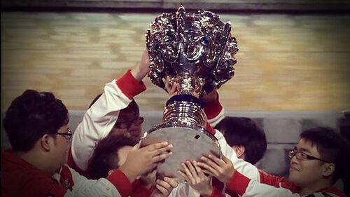 Season 2 Championship Victors