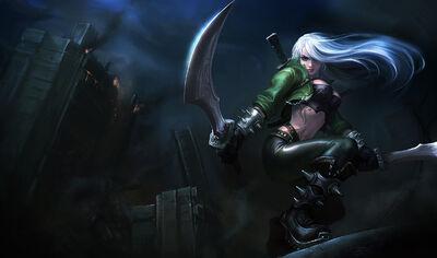 Katarina MercenarySkin Ch