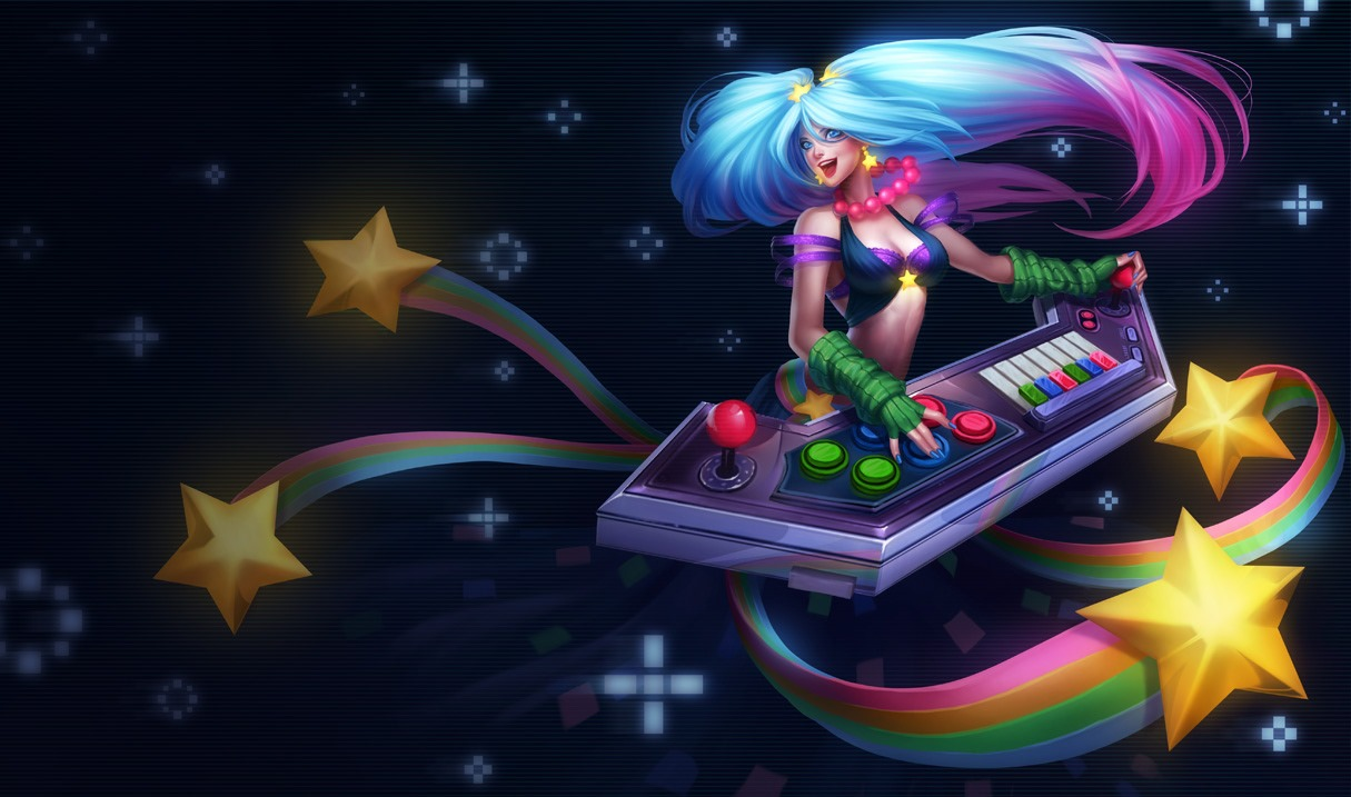 Arcade Sona - LeagueSales