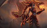 Shyvana OriginalSkin old