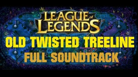 Twisted Treeline (Old) Theme