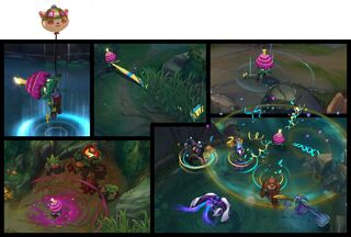 Amumu SurpriseParty Screenshots