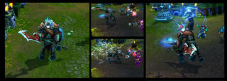 Hecarim BloodKnight Screenshots