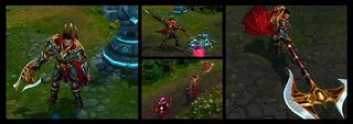 Darius Lord Screenshots