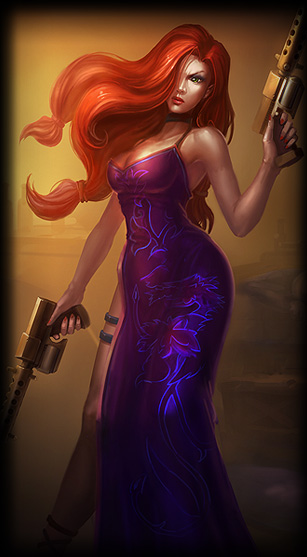 Miss Fortune SecretAgentLoading old