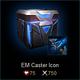 EM Caster Cache