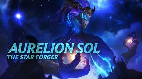 Aurelion Sol Champion Spotlight