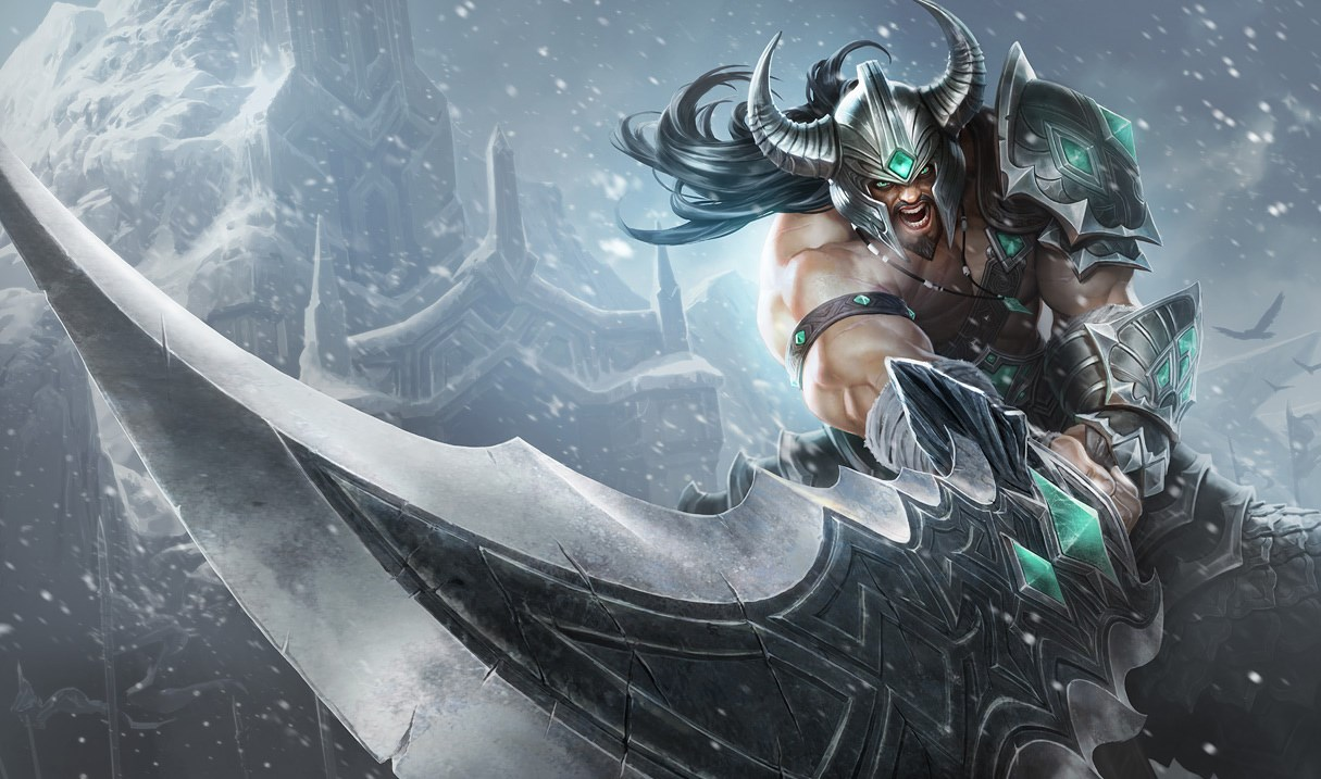 Tryndamere/Skins   League of Legends Wiki   Fandom powered