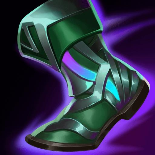 Chaussure de sorcier