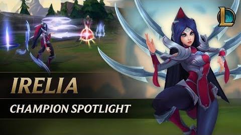 Irelia/Strategy