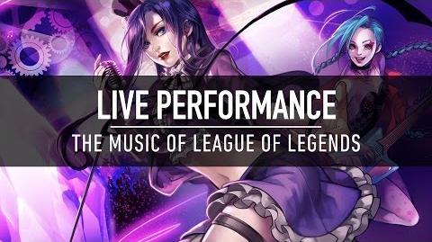 league of legend live