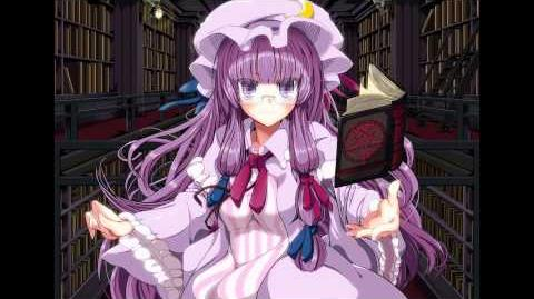 EoSD Patchouli Knowledge's Theme - Locked Girl ~ The Girl's Secret Room Original MIDI Ver.