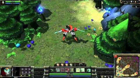 Adam Harrington in League of Legends