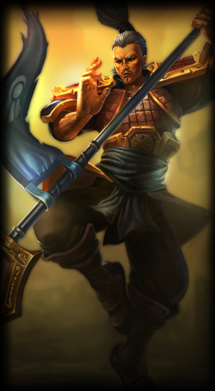 Xin Zhao ImperialLoading old