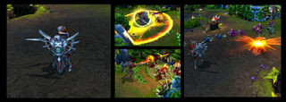 Leona IronSolari Screenshots