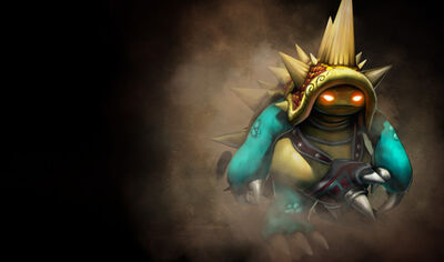 Rammus OriginalSkin old