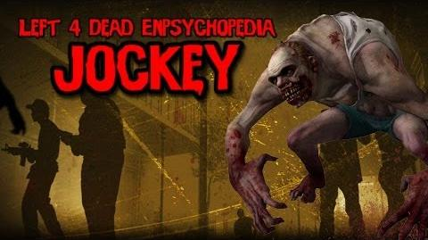 The Jockey Left 4 Dead 2 Character Spotlight