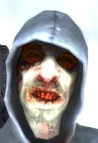 Hunter face