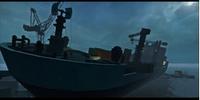 Death Aboard/The Ship