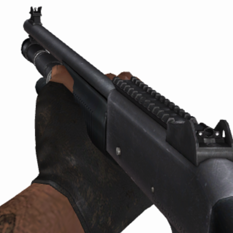 La Escopeta Táctica en Left 4 Dead 2
