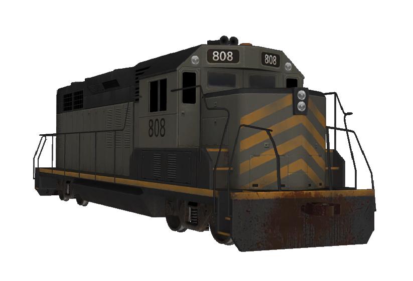Billedresultat for l4d2 train