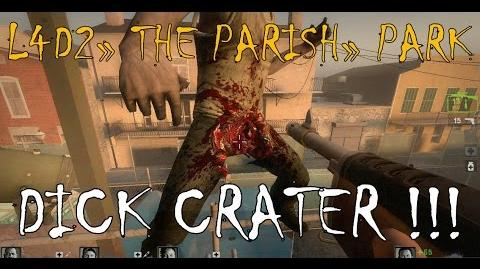 Left 4 Dead 2 The Parish - Park Gameplay Walkthrough Playthrough