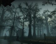 Left4dead2 swamp village
