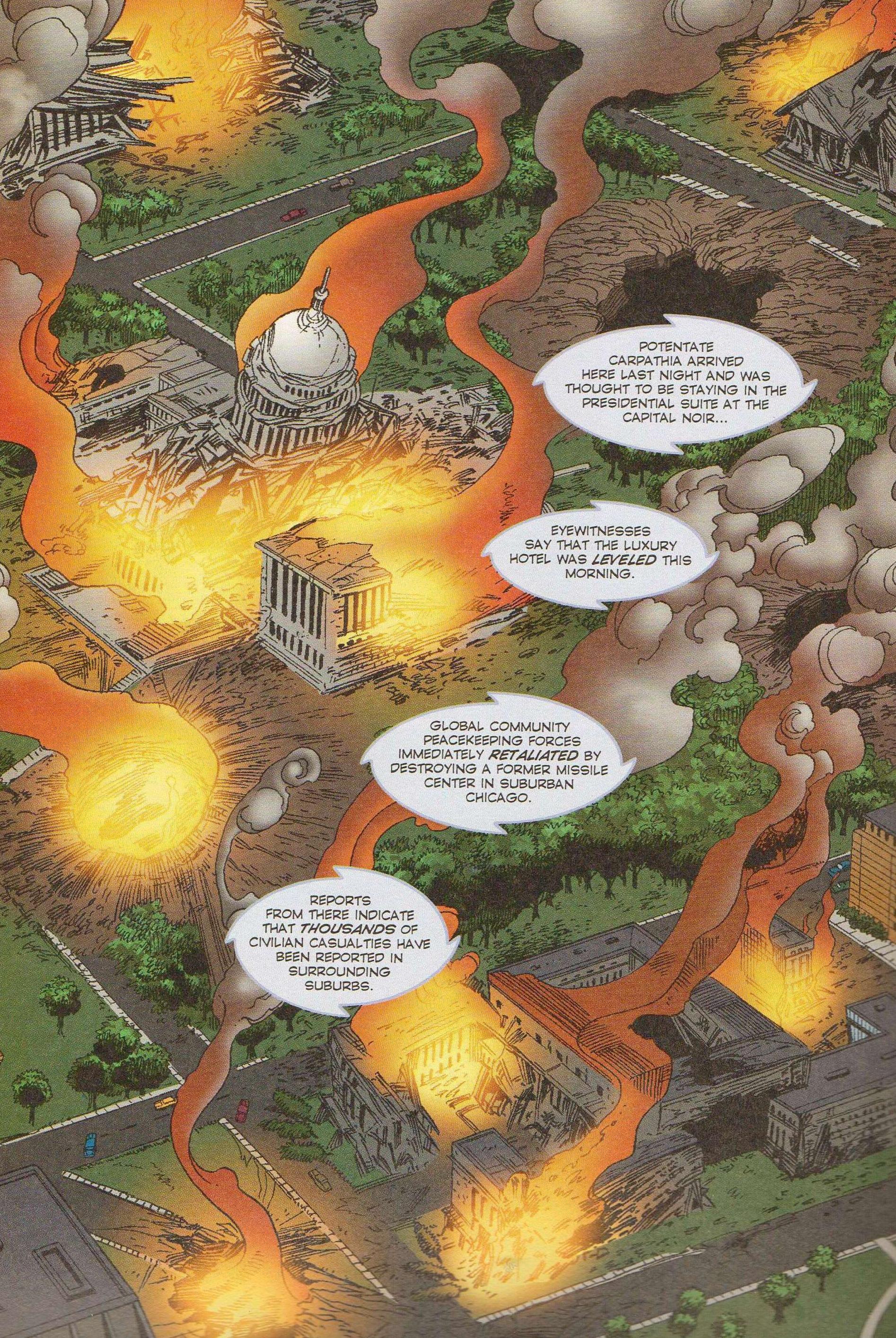 World War III | Left Behind Wiki | Fandom powered by Wikia