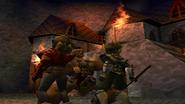 Kongol uses Kongol's Rage