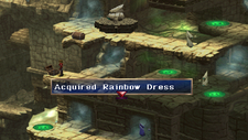 Rainbow Dress Chest