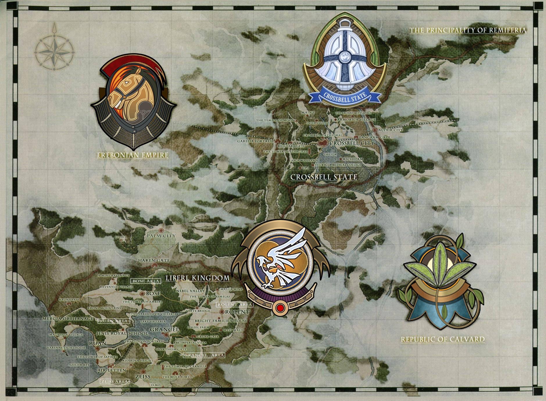 Filly | Legend of Heroes Series Wiki | Fandom