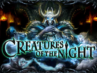 Creatures of the Night Logo