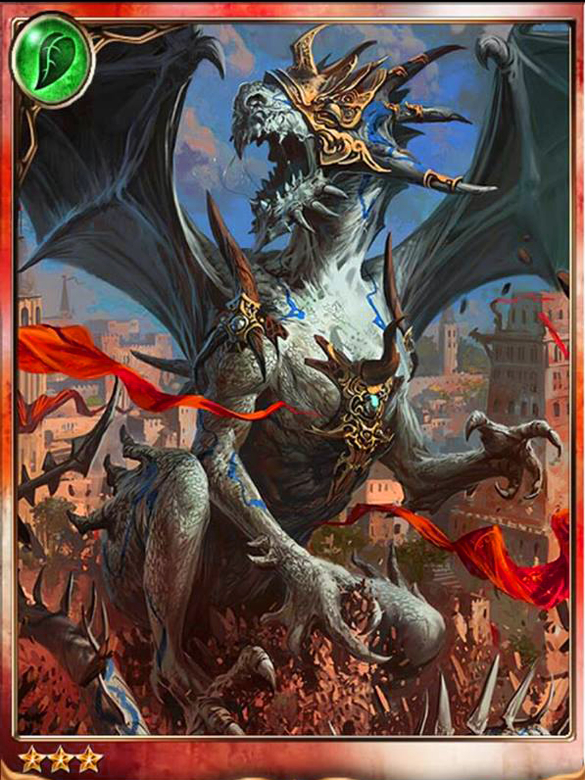 Awakened Armored Dragon | Legend of the Cryptids Wiki ...