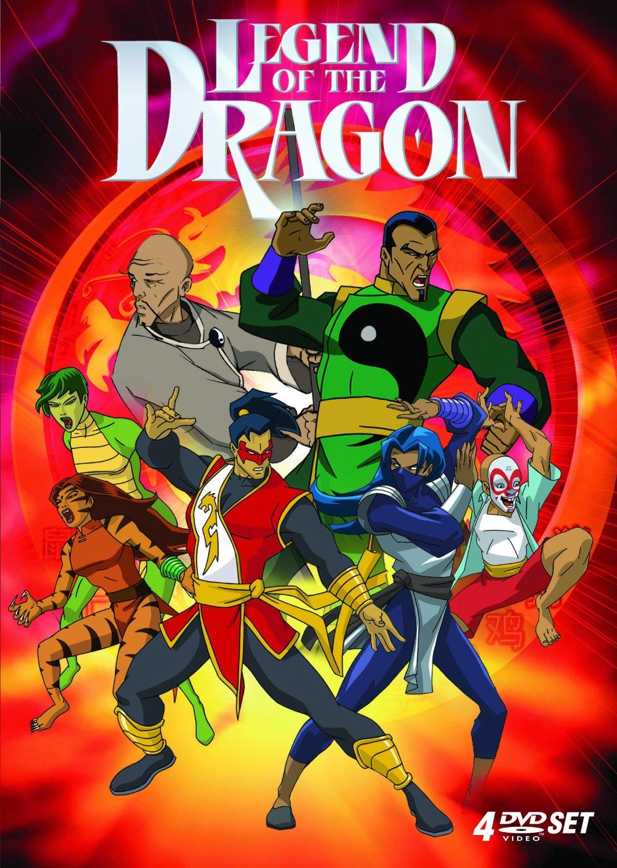 legend of dragon