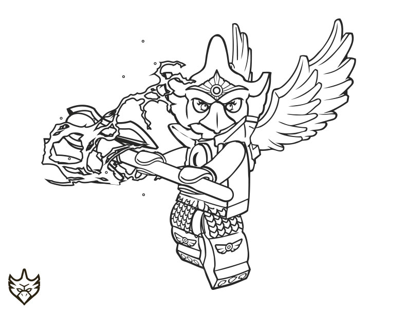 chima sir fangar coloring pages | Plik:Eris Coloring Page.jpg | LEGO Legends of Chima Wiki ...