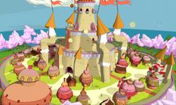 LEGO Dimensions Adventure Time Location Candy Kingdom