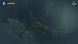 Crocodile-Ruin