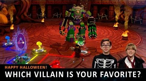 HAPPY HALLOWEEN! Which villain is your favorite?
