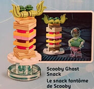 Scooby Ghost Snack Image