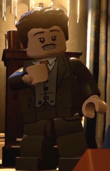 Jacob Kowalski Lego Dimensions Wikia Fandom Powered By