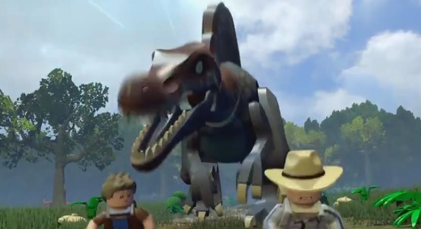 Spinosaurus lego jurassic world wiki fandom powered by wikia - Lego dinosaurs spinosaurus ...