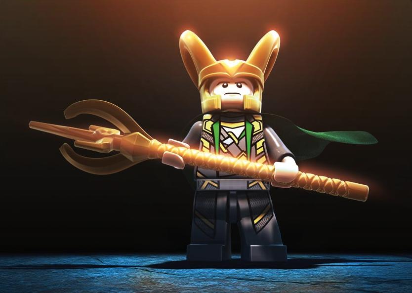 Loki | LEGO Marvel Sup...