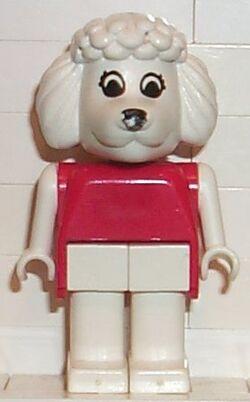 Paulette Poodle